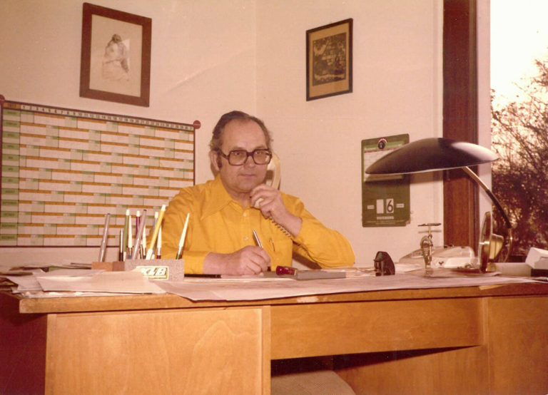 Gründer Gerhard Schöneberg