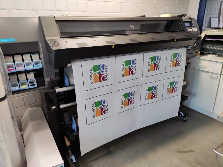 Solventdrucker